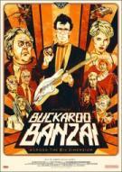 The Adventures of Buckaroo Banzai Across the Eighth Dimension!