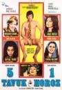 5 tavuk 1 horoz (1974)
