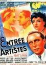 Entrée des artistes (1938)