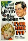 Ever Since Eve (1937)