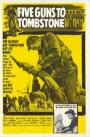 Five Guns to Tombstone (1960)
