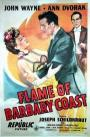 Flame of Barbary Coast (1945)