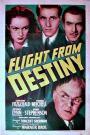 Flight from Destiny (1941)