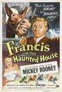 Francis in the Haunted House (1956)