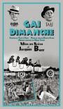 Gai dimanche (1935)