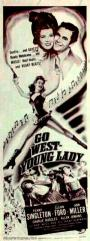 Go West, Young Lady (1941)