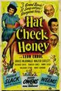 Hat Check Honey (1944)
