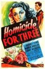 Homicide for Three (1948)