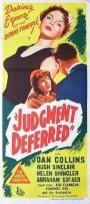 Judgment Deferred (1952)