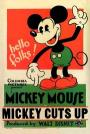 Mickey Cuts Up (1931)