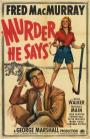 Murder, He Says (1945)