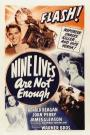 Nine Lives Are Not Enough (1941)