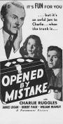 Opened by Mistake (1940)