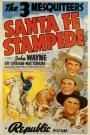 Santa Fe Stampede (1938)
