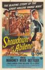 Showdown at Abilene (1956)