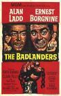 The Badlanders (1958)