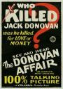 The Donovan Affair (1929)