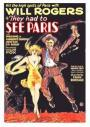 They Had to See Paris (1929)