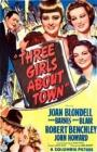 Three Girls About Town (1941)