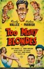 Too Many Blondes (1941)