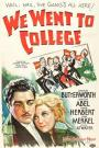 We Went to College (1936)