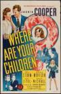 Where Are Your Children? (1943)
