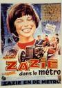Zazie Rides The Metro (1960)